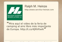 Best european campsite directories / by Ralph Heinze