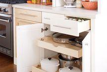 kitchen / by Pat Neiheisel