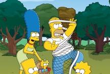 The Simpsons / Nada como ver la mejor serie de dibujos animados del mundo! Oh si, los simpson son geniales! / by Joan Valls
