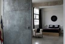 Doors/Floors/ Rugs/ Wall Covering / by Rene' Mason