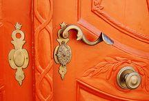 Color ~ Oranges / by Susan Bambino