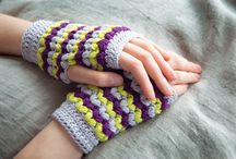 Crochet Inspiration - Gloves/Mitts / by Deana Mateo
