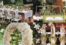 garden party inspiration / by In Spaces Between