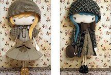 Muñecas / by Ana Salmerón Chacón