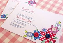 Invitation designs / by Sarah-Lou