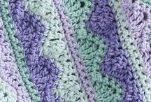 Crochet Blanket / by Kirsten Herranes