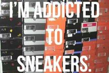 Sneakerholics Anonymous / Shoes, Sneakers, Kicks / by Bruce H. Banner
