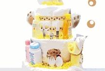 Baby shower ideas!  / by Rebecca Dauernheim