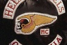 Hells Angels MC / The Hells Angels Motorcycle Club / by Lexi Harms