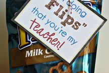 Teacher gifts / by Gina McClure
