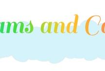 Dreams & Colour- Blog / by Melissa .
