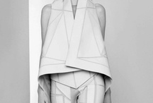 Sci fi Fashion / by Vlasta KK