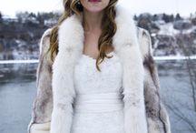 Winter Wonderland Wedding / by Irene and Ozzie