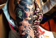tattoos / by Karl Read