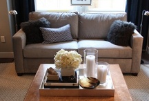 House - Living Room / by Sherie Clarke