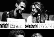 DIVERGENT obsession / My love for Divergent and Sheo is bigger than infinity.   If you like the board why not follow??  / by Bec Ingleton