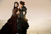 LARP Costuming / Corsets & costumes, the best of fantasy. / by Katherine Leigh