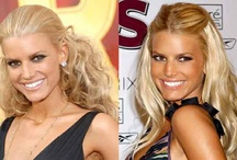 Jessica Simpson Hairstyles & Haircuts / by Amber Angel