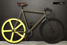 bikes / by Ashley Larson