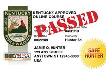 Kentucky / by Hunter Ed