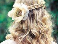 HAIR  / ~Alyssa inspired! ;) / by Diane Marecki Casteel