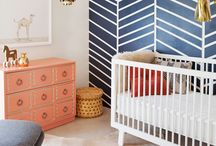 baby room / by Sarah Mathenia
