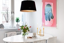 Inspirations for My next appartment / by Josée Godbout
