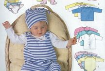 Patterns - Baby and Toddlers / by Connie K