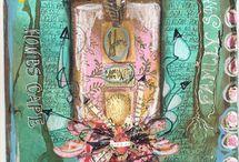 Art Journalling / by Maitri Libellule