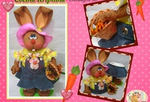 Foam Crafts  - Dolls & Accessories / by Ruth Gooch Reighard
