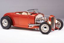 Hot Rods / Hot rods and Dragsters / by David Belsham