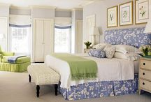 Bedrooms / by Riches to Rags By Dori