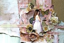 Scrapbooking / by Gail Wolfe