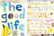 Art Journal Inspiration / by Sharna 11