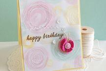 Cards Birthday / by Emily Hyvl