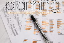 Meal Planning / by Clare Day