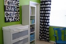 Kids rooms / by Whitney DeLeon