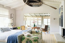 Home-Blue&GreenBedroom / by Kristin Michael
