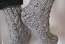 Wollige Socken / Finken / by Stéphanie Lehmann