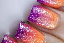 Nails / by Stephanie Marie