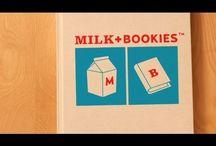 Milk + Bookies / by Meredith Alexander