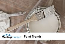 Paint Trends / by Meritage Homes