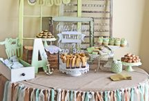 Lisa's baby shower / by Tina Kloack