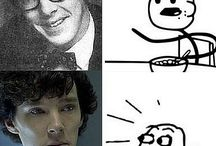 Sherlock / It's all about Sherlock! Well.... Anything that has to do with Sherlock and cast. Please ignore the language and there maybe some crossovers. I do hope you enjoy my board! / by Skyler Yates