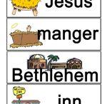 Bible CHRISTmas / by Hallie Keller