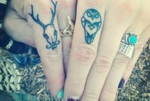 Tattoos and Piercings / by Alia Jones