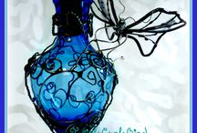 Perfume Bottles / by Kathryn Wreschinsky-Guler
