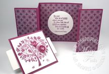 Stampin' Up - Unique / by Sharon Falk