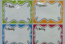 1st year teaching / by angelica gonzalez