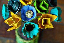 DIY pretty flowers / by Barbara Gasquet